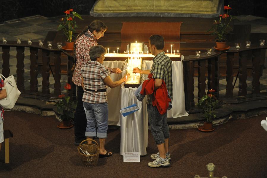 Noc Kostelů V Odrách 23. 5. 2014